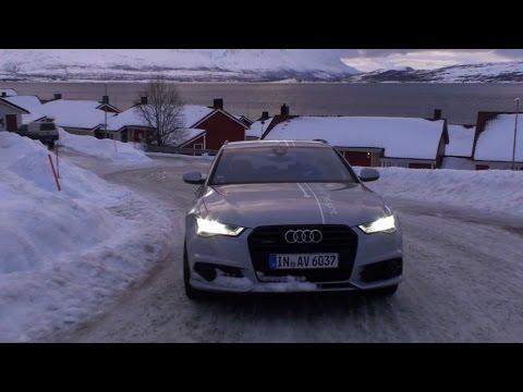 Audi A6 Avant 3 0 Tdi Quattro Youtube