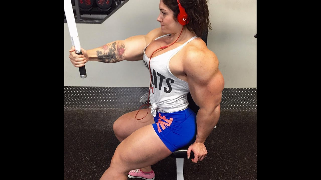 Sexy Female Bodybuilders Videos