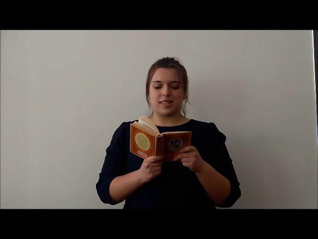 Изображение предпросмотра прочтения – ТатьянаШеманова читает произведение «Мне нравится, что Вы больны не мной...» М.И.Цветаевой