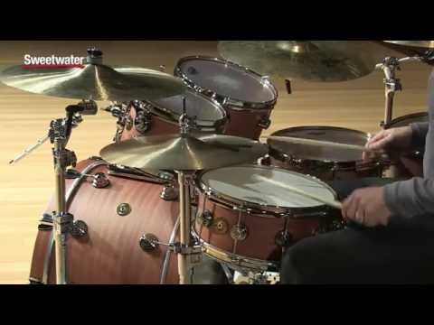 DW Collector's Series Mahogany Jazz 6-piece Kit Review by Sweetwater Sound