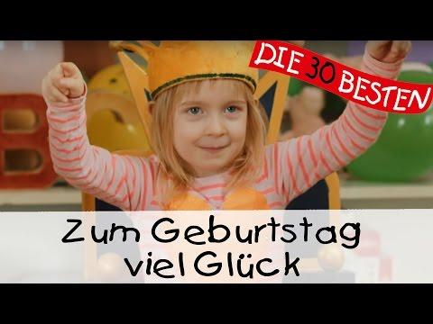 Geburtstagslied: Zum Geburtstag viel Glück - Singen, Tanzen und Bewegen || Kinderlieder