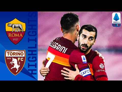 AS Roma Torino Goals And Highlights
