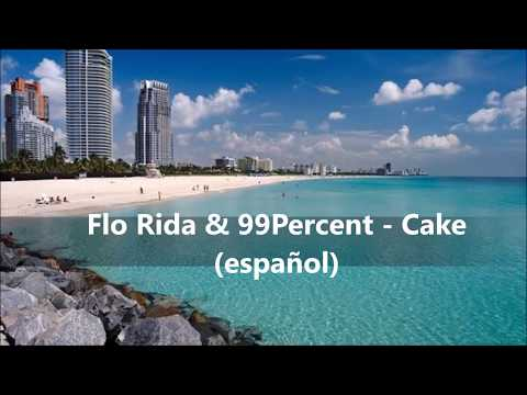 Florida  cake español lyrics