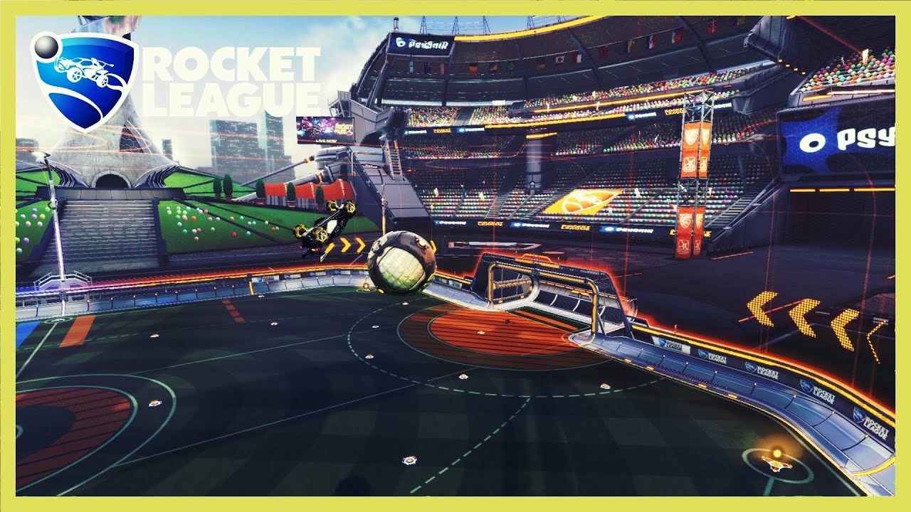 Thats Amazing!   Rocket League   English