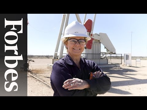 Vicki Hollub: The Changing Face of Big Oil | Forbes