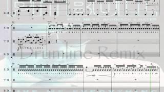 Give Me Everything (Tonight) - Drumline Remix