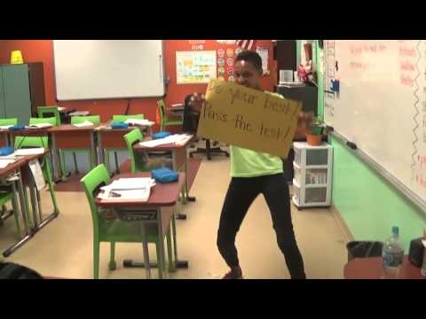 IMSA North MS Music Video (ISTEP)
