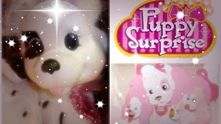 Puppy Surprise Gigi Dalmatian  2014 1991 Hot Holiday Toys
