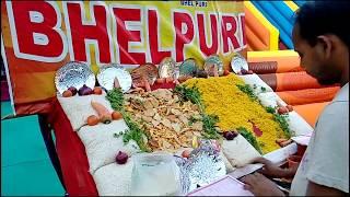 Bhelpuri Indian Street food