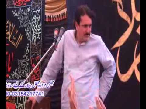 Zakir Sijad Haidar Shumari   Majlis 27 April 2017 Darbar Manday shah Kacha Fato mand Gojranwala