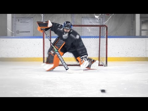 Warrior CR1 GOALIE STICK - GGR (Goalie Gear Review) - Entiset Lupaukset