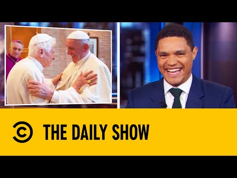 The Two Popes Clash Over Celibacy | The Daily Show With Trevor Noah