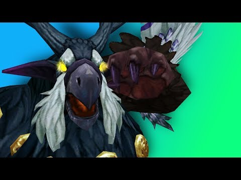 Squishiest Caster Ive Played - Balance Druid PvP WoW Legion 725