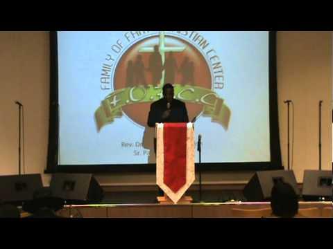 hold on change is coming sermon Reginald Harris