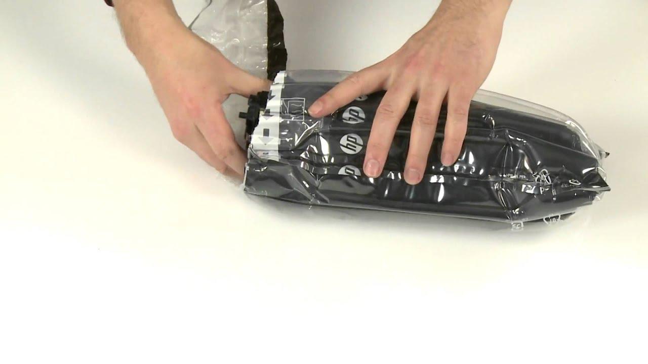 Replacing the Toner Cartridge HP LaserJet Pro MFP M225dn and M226dn