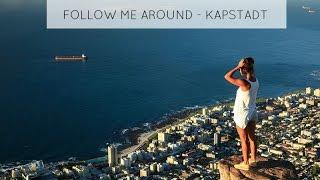 Follow Me Around - Kapstadt. Haitauchen, Lionshead, Abseilen