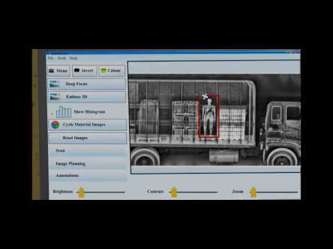 IInspectRay  - Vehicle X-Ray Scanning system
