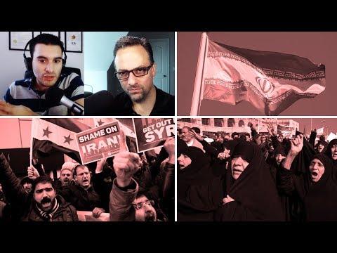 Uprising in Iran: with Armin Navabi (TTA Podcast 364)