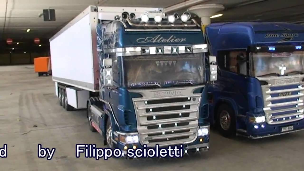 Andrea zitti e i suoi Camion radicomandati - YouTube