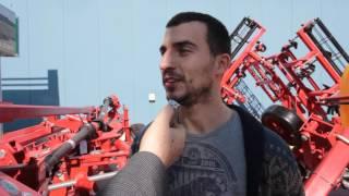 Теодор Катранджиев получава награда от вестник Български фермер