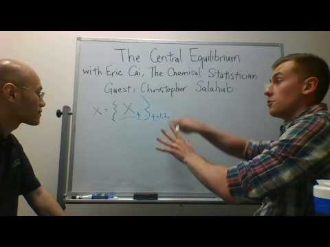 Christopher Salahub on Markov Chains | The Central Equilibrium | Episode 2