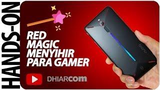 Unboxing NUBIA RED MAGIC Indonesia, Menyihir Para GAMER!