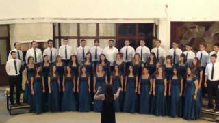 "Singing In The Rain - Youth choir ""Armonia"""