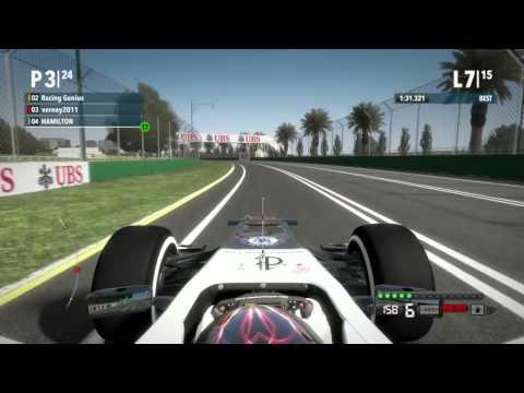 F1 2012 Coop Season - Australia