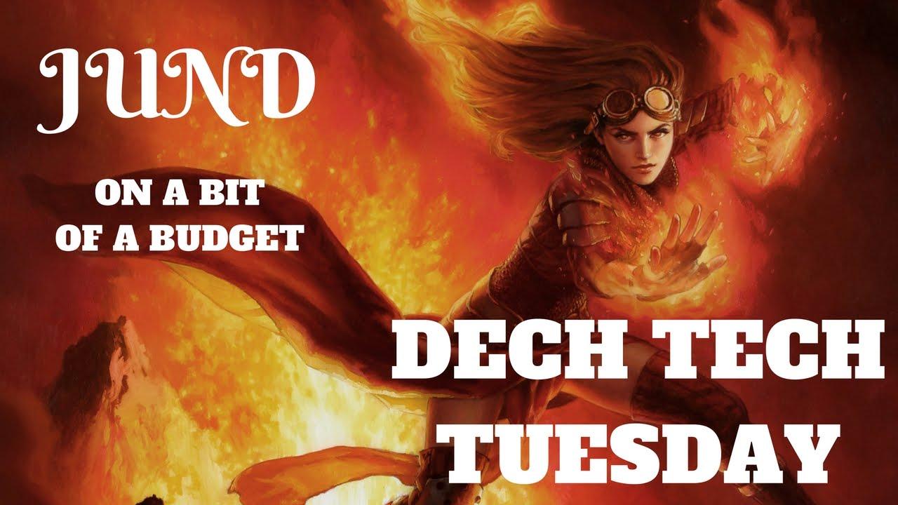 MTG - JUND ( On A Bit Of A Budget ) - Modern - Deck Tech Tuesday
