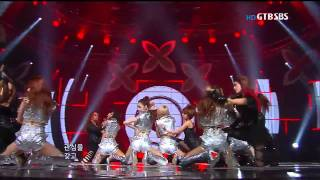 [Rania.Dr Feel Good]110417 SBS 인기가요 Rania.Dr Feel Good