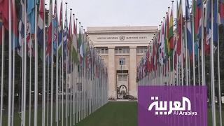 #الأمم_المتحدة قلقة من تصعيد النظام في محيط دمشق