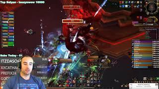 Bajheera - HEROIC VECTIS: ULDIR (373 iLvl Arms Warrior) - WoW 8.0 Battle for Azeroth