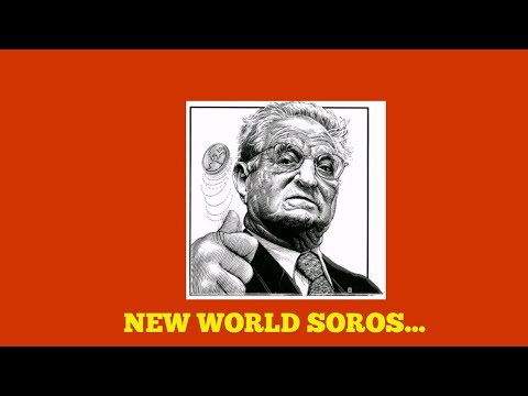 Soros explains why the U.S. must die...