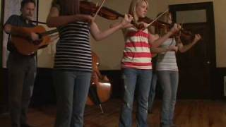 "Turkey Creek String Band - ""Chinquapin Hunting/Old Molly Hare/Chicken Reel Medley"""