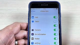 How to Disable/Delete SAFARI, WALLET & OTHER APPS From iPhone with IOS 12 (2019)