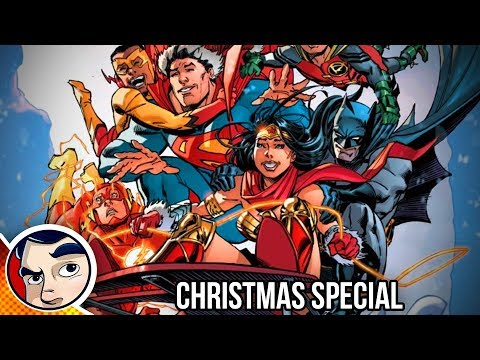"DC Holiday's ""Batman, Green Arrow, SGT Rock, Wonder Woman"" - Rebirth Complete Story"