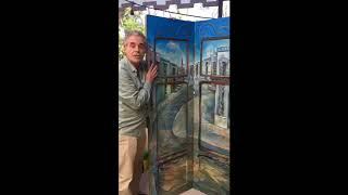 Painted Screen of Camagüey: A New Look at The Permanence of Memory