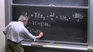 3. The Doppler Effect and Special Relativity