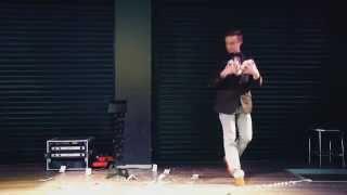 Фокусник Киев, Черкассы. Никита Голев | Манипуляция с шариками(, 2015-07-12T06:55:11.000Z)