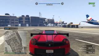 Video Grand Theft Auto V ONLINE SUPER WALLRIDE FUNNY download MP3, 3GP, MP4, WEBM, AVI, FLV Februari 2018