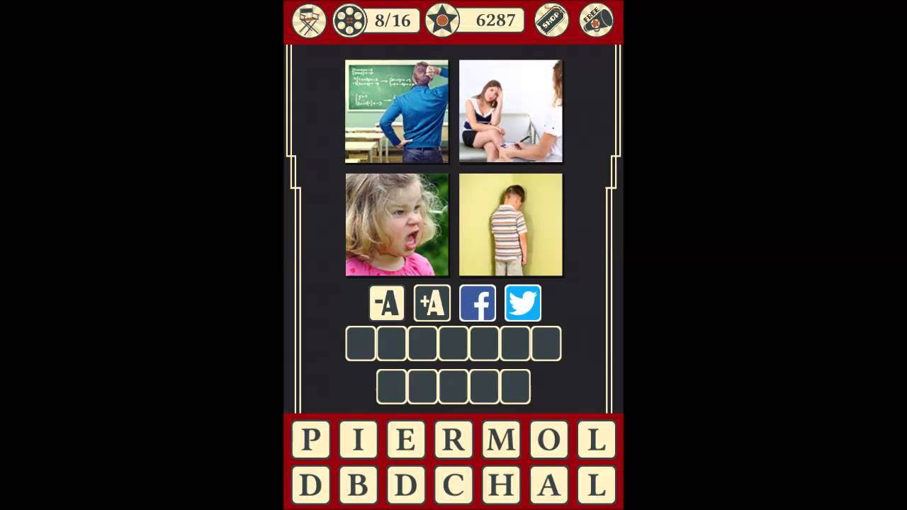 M: 4 Pics 1 Word: Appstore for Android