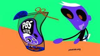 PBS Kids Mountain And Orange Juice Logo Effects