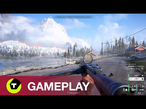 Battlefield V: Firestorm - Eindelijk battle royale in Battlefield thumbnail
