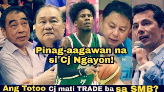 ANG TOTOO! | CJ PEREZ Saang Team Mapupunta? | PBA TRADE RUMOURS,PBA TRADE UPDATES