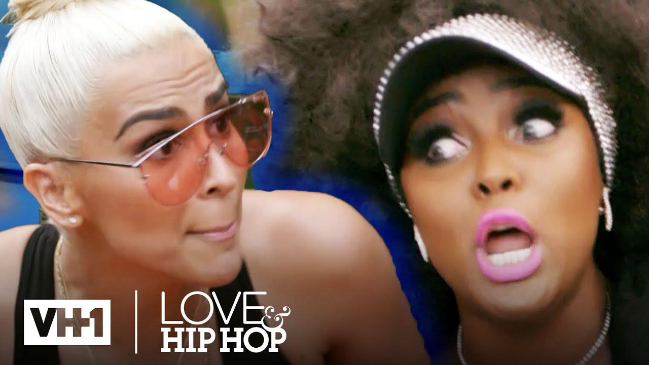 Veronica & Amara EXPLODE & Throw Hands! | Love & Hip Hop: Miami