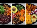 3 Easy Vegan Buddha Bowl Recipes