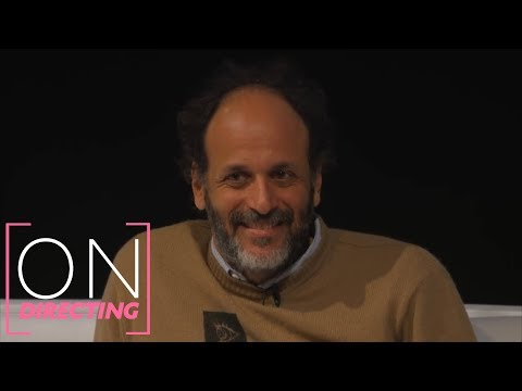 How Luca Guadagnino Met Call Me By Your Name's Author André Aciman | BAFTA Guru Live