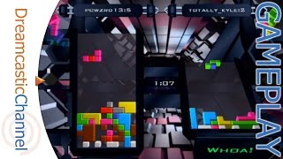Game Night Highlights: The Next Tetris 7/27/2016 | Dreamcast Online Multiplayer