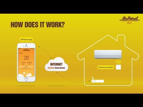AirPatrol WiFi Setup - How does it work?