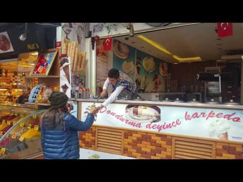 Dondurma icecream istanbul 2017